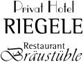 Logo Privat Hotel Riegele