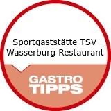 Logo Sportgaststätte TSV Wasserburg Restaurant