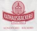 Logo Rathausbäckerei Konditorei Felix Vogt