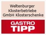 Logo Weltenburger Klosterbetriebe GmbH Klosterschenke