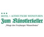 """Logo """"Altdeutsche Weinstuben""""  – Zum Künstlerkeller –"""