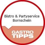 Logo Bistro & Partyservice Bornschein