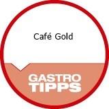 Logo Café Gold