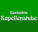 Logo Gaststätte Kapellenstube