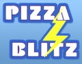 Logo Pizza Blitz