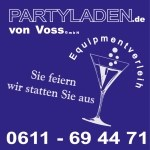 Logo Partyladen von Voss GmbH