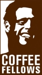 Logo Coffee Fellows La Citè  im Hause P & C