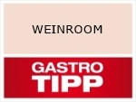 Logo WEINROOM