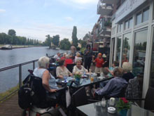 1. Bild Restaurant Café Havelblick