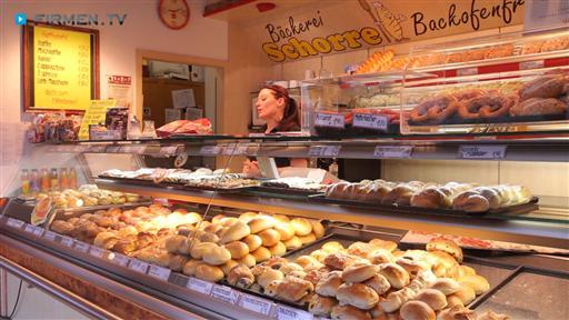 Filmreportage zu Bäckerei Schorre