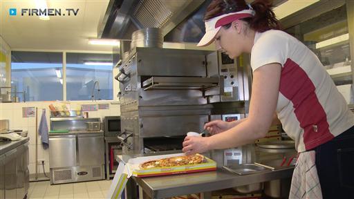 Filmreportage zu Pizza Lieferservice - Call a Pizza
