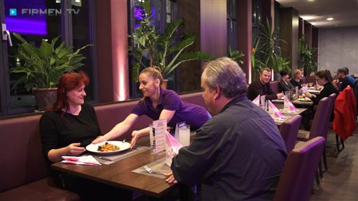 Filmreportage zu Lin Asia Restaurant