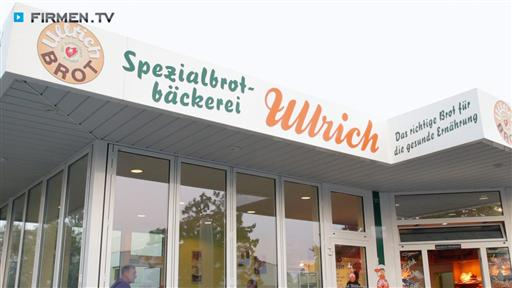 Filmreportage zu SPEZIALBROT-BÄCKEREI ULLRICH