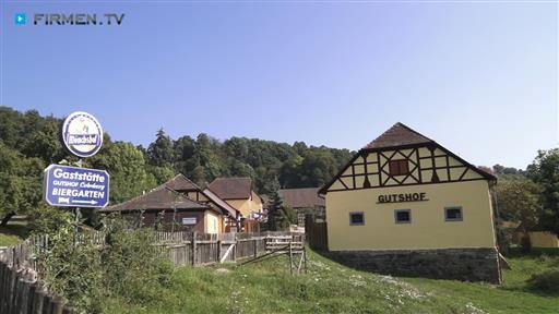 Filmreportage zu Gaststätte-Pension  Gutshof Colmberg