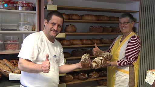 Filmreportage zu Bäckerei Ludwig Bauer  Inh. Bauer Martin