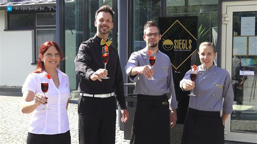 Videovorschau SIEGLS das Restaurant  Daniel Siegl