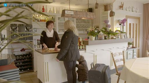 Filmreportage zu Hotel - Restaurant Berghof