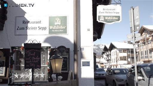 Filmreportage zu Zum Steirer Sepp