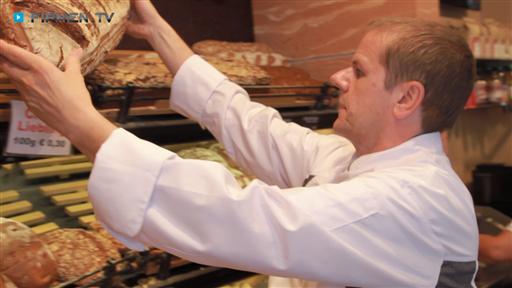 Filmreportage zu Bäckerei - Conditorei - Confiserie Pfaff