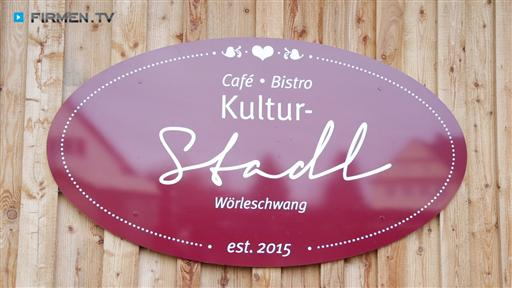 Filmreportage zu Kultur-Stadl Wörleschwang  Cafe-Bistro-Theater