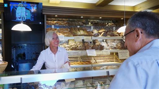 Filmreportage zu Bäckerei Striffler