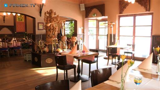 Filmreportage zu Indisches Tandoori Restaurant AGRA MAHAL & Goa Bar