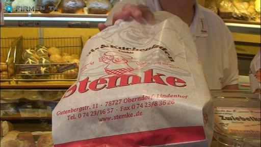 Videovorschau Stemke Brot- u. Kuchenladen GmbH