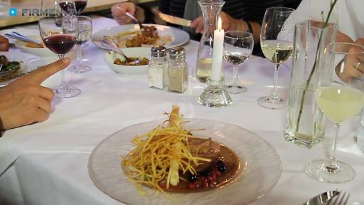 """Filmreportage zu Schade Schönig GbR Restaurant """"S"""" Kastanie"""