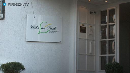 Filmreportage zu Hotel Villa im Park