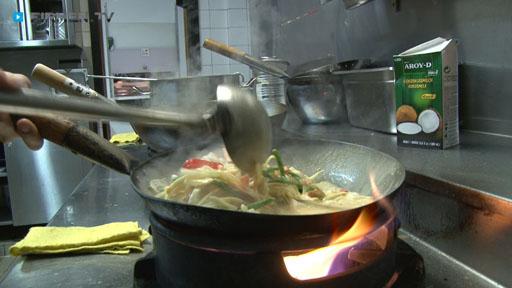 Filmreportage zu Restaurant Coco Thai