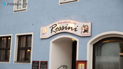 Filmreportage zu Pizzeria - Ristaurant Rossini