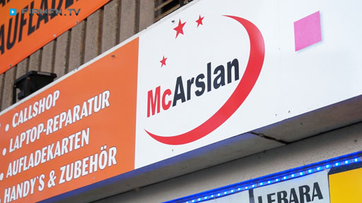 Filmreportage zu Mc Arslan Mobile
