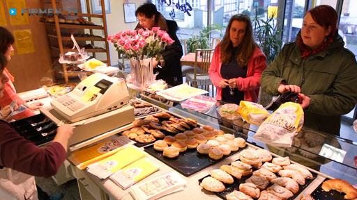 Filmreportage zu Bäckerei Barthel