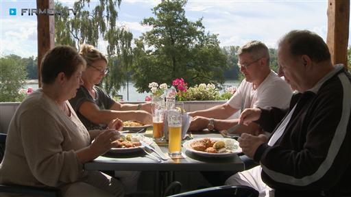 Filmreportage zu Die Bootshaus-Gaststätte