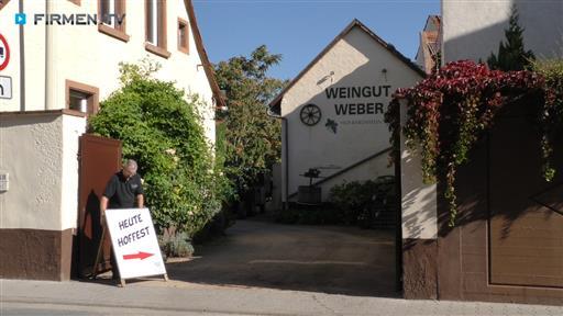Videovorschau Weingut Weber Hof-Bärenstein