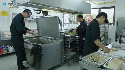 Filmreportage zu Katthöfer Catering – FDE Service GmbH