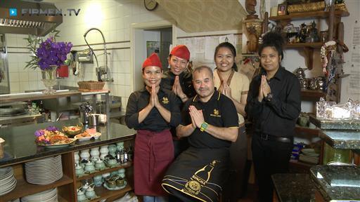 Filmreportage zu Thai House Restaurant