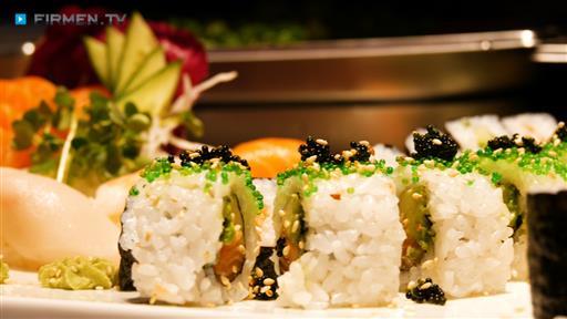 Videovorschau nam Sushi – Bar - Restaurant