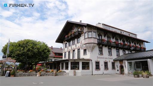 Filmreportage zu Hotel & Restaurant  Schmied von Kochel