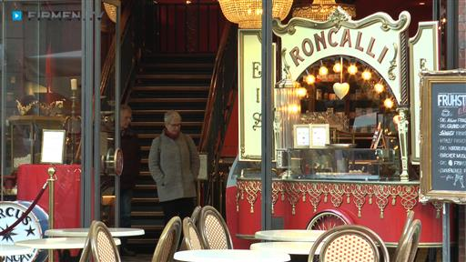 Filmreportage zu Roncalli Grand Café