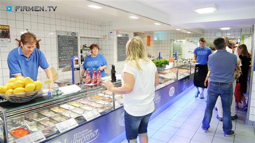 Filmreportage zu Thomas Heilbronner  Fischhaus und Fischgaststätte